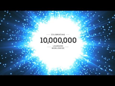 Celebrating 10,000,000 Learners Worldwide on edX.org