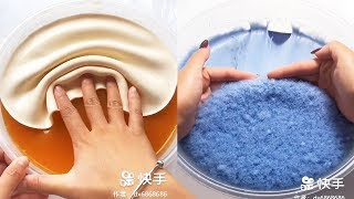 Satisfying videos ASMR | Crushing floral foam vs relaxing Slime and much more