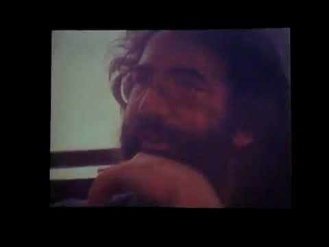 Jerry Garcia interview 1974 - Grateful Dead Movie (unreleased)