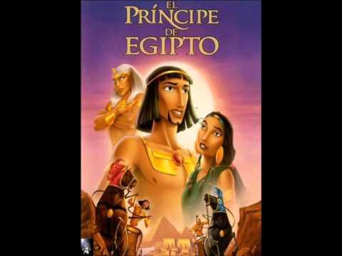 Si Tienes Fe Con Letra El Príncipe De Egipto Youtube