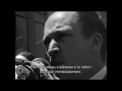 Pierre Elliot Trudeau - Be Master in your own house but let tthat house be all of Canada