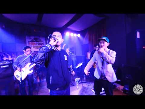 R.E.P ft Luo endo - Green Effect (Live Performance) [HD]