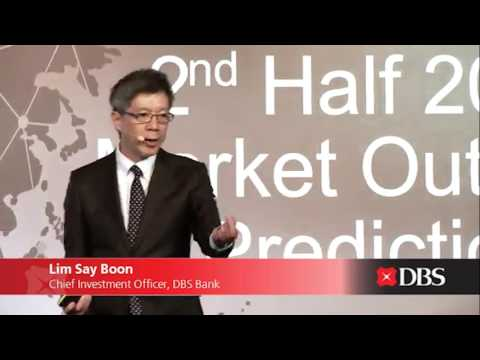DBS 2H-16: What's Ahead for Global Markets