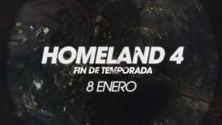 Homeland 4- Final de temporada el 8 de enero en dual
