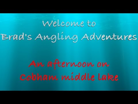 An Afternoon On Cobham Middle Lake