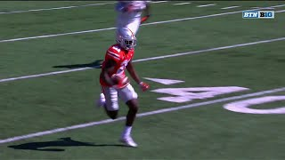 Campbell Finds the Edge and Scores vs. UNLV
