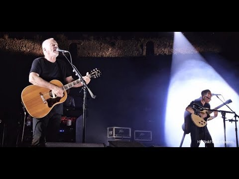 David Gilmour - Wish You Were Here / Live at Pompeii 2016