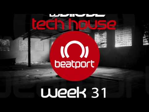 Beatport Tech House August 2017  💣 Tech House Mix Week 31 💣 DJ DIIODE