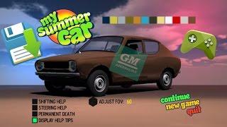 My Summer Car - Save Game.
