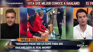 🤔¿HAALAND elegiría a REAL MADRID o BARÇA?