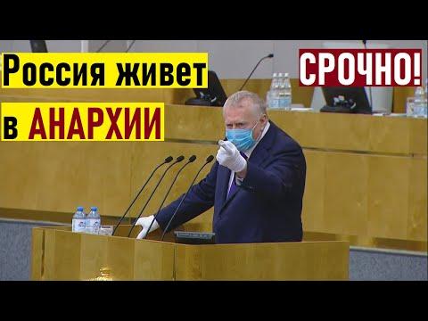 Вы что ТВОРИТЕ? Жириновский мощно ВМАЗАЛ по депутатам и власти в Госдуме
