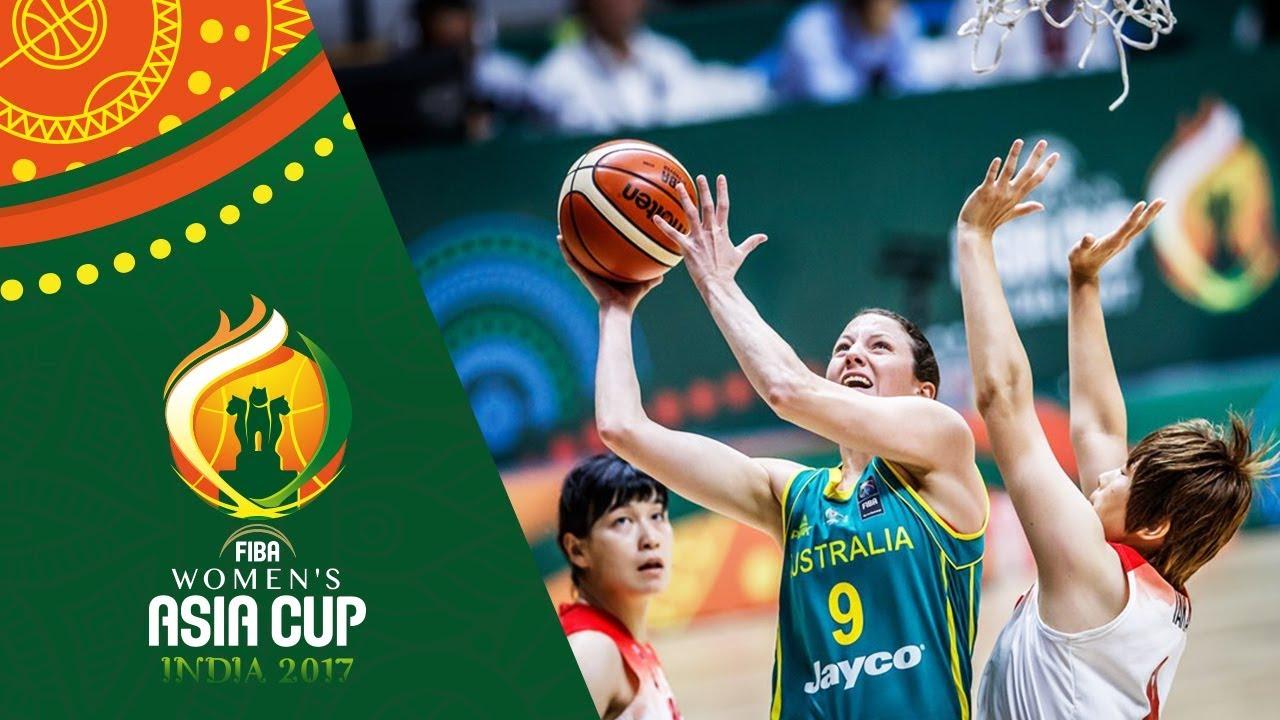 Japan v Australia - Full Game - Group B