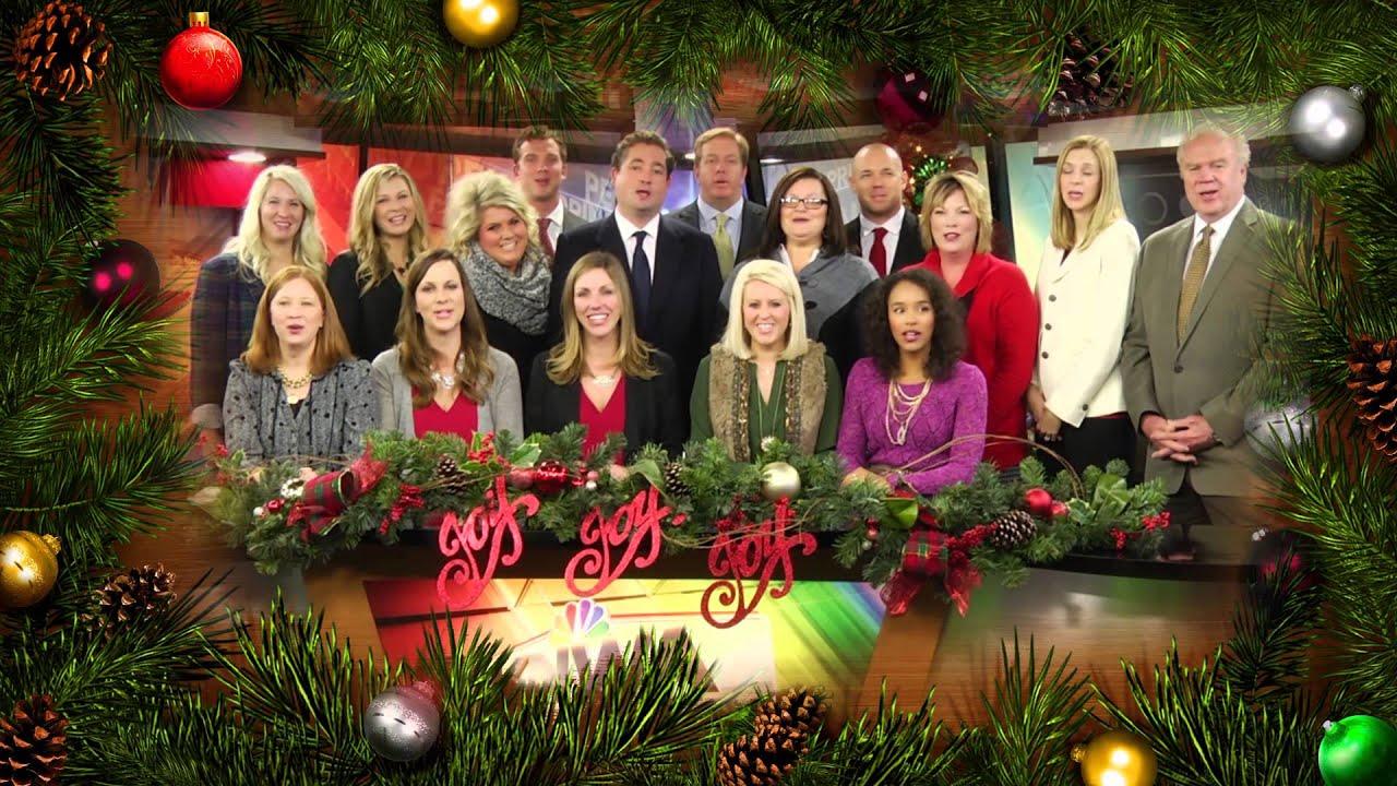 Knwa Fox24 Sales Staff Christmas Card Youtube