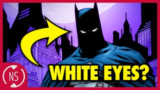 Why Do Superheroes Have WHITE EYES? || Comic Misconceptions || NerdSync