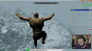 The Elder Scrolls V: Skyrim Main Quest Speedrun PB 33:38 IGT (5/9/18)