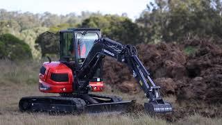 Eurocomach ES57ZT Mini Excavator