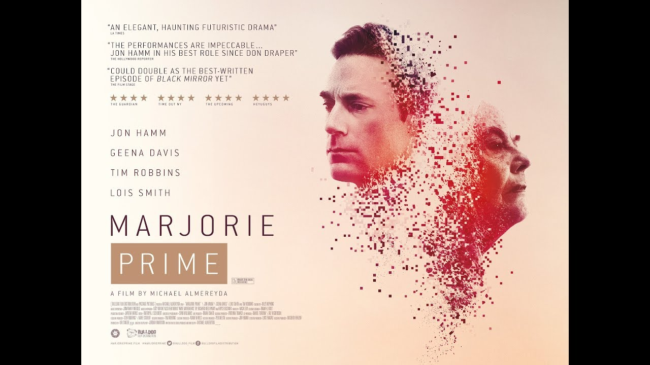 Marjorie Prime review – Jon Hamm is a haunting presence in potent sci-fi  parable | Film | The Guardian