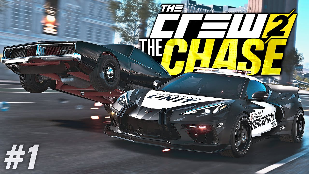 The Crew 2 - The Chase EARLY GAMEPLAY! (New Update) #1