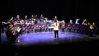 Murska Percussion Ensemble & Brass Band Slovenija 29.12.2015. VII