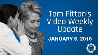 JW Pres. Tom Fitton on NEW Classified Emails from Weiner Laptop, FBI/Clinton Foundation, & More!