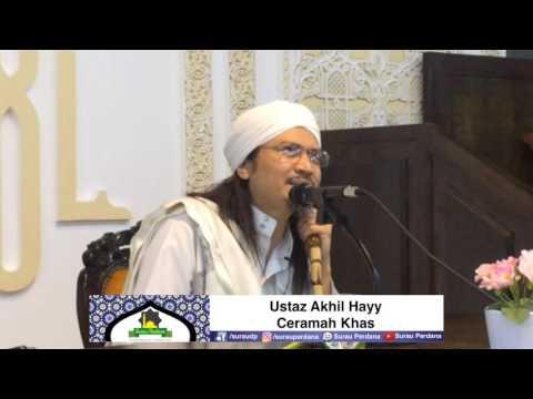 Viral Khatib Tersasul Baca Khutbah... LAWAK Ustaz Akhil Hayy