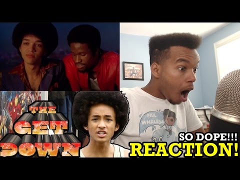 "The Get Down Season 1 Episode 1 ""Where There Is Ruin There Is Hope for a Treasure"" REACTION!"