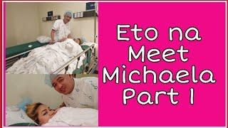 Ethel Booba Vlog#32 Guys meet Michaela part 1