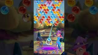 Buble witch saga 3 level 106 candy crush 3 level 106