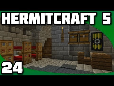 Hermitcraft 5 - Ep. 24: Four Small Projects