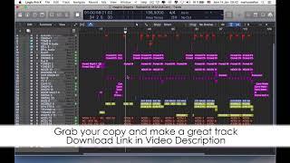Imagine Dragons - Radioactive Logic Pro X Remake