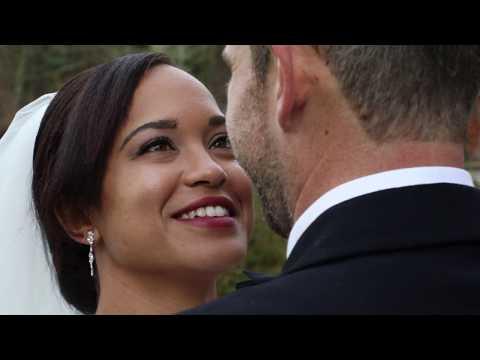 Zak & Nicole Wedding Highlights Brinsop Court Estate