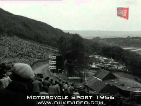 Motorcycle Sport 1956 - Out now on DVD!
