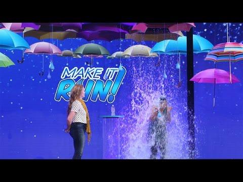 Make It Rain… and Pour!