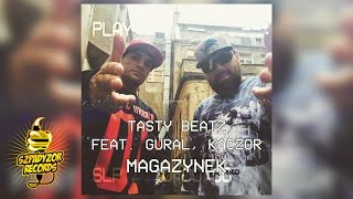 Tasty Beatz feat. Gural, Kaczor - Magazynek (prod. Tasty Beatz)