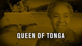 The Queen of Tonga I British Pathé