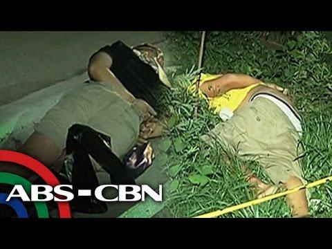 UKG: 2 hinihinalang 'salvage' victims, natagpuan sa Pasay