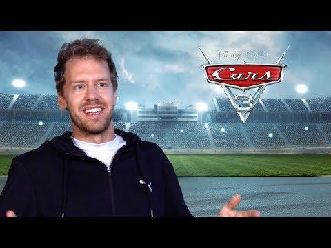 Disney•Pixar: Cars 3 - Sebastian Vettel e i campioni della F1 al doppiaggio - Featurette