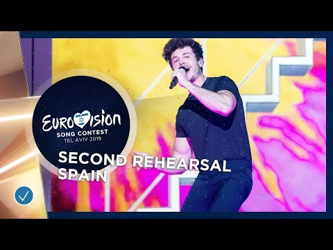Spain 🇪🇸 - Miki - La Venda - Exclusive Rehearsal Clip - Eurovision 2019