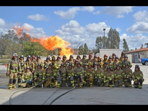 49th Palomar College Fire Academy