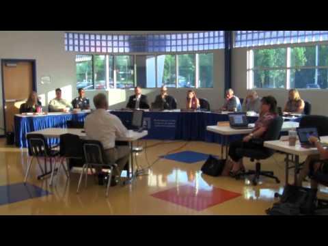 Rockwood School District Board of Education Meeting 07/16/15
