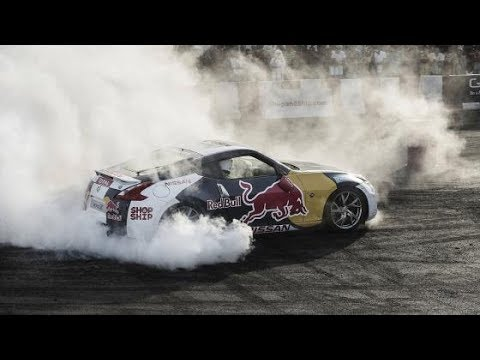 Red Bull Car Park Drift Tunis 2017