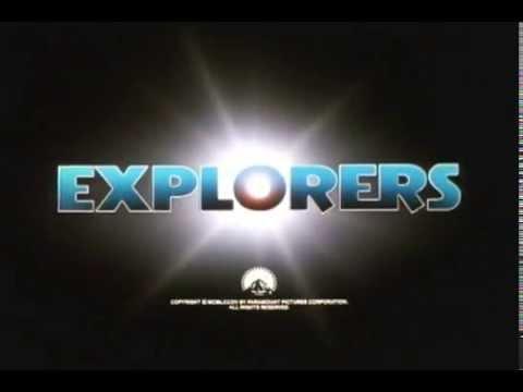 Explorers Trailer (1985)