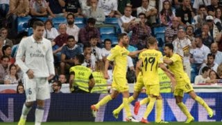 Real Madrid 1-1 Villarreal Liga Santander 2016-2017 | COPE