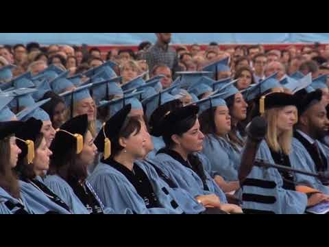 2017 Columbia Nursing Graduation Ceremony