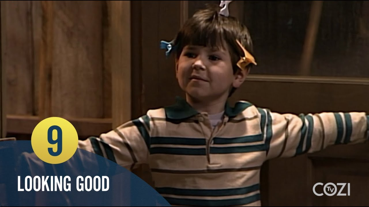 12 Times Little DJ Had a Big Mouth | Roseanne | COZI Dozen