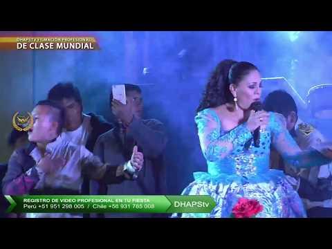 Dina Paucar♫en el Carnaval Camilaqueño♫Alferado  Cesar y Marta 2018 ♫Studios DHAPStv