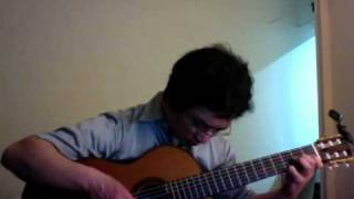 Wednesday Morning, 3 A.M. (Fingerstyle Guitar)