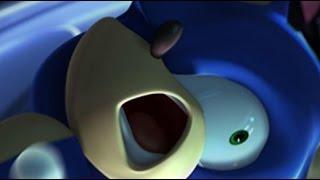 Sonic's getting weird.