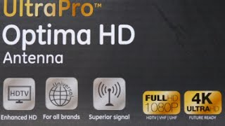 UltraPro Optima HD Antenna