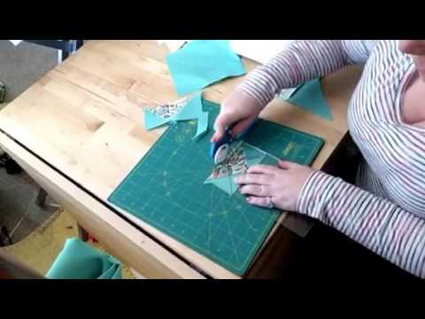 Quilt in a Day Flying Geese Ruler - YouTube : quilt in a day flying geese - Adamdwight.com